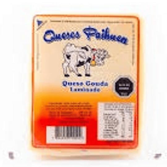 Queso Gouda Laminado 500g - Paihuen