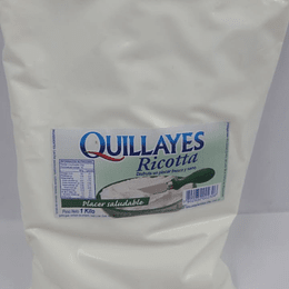 Ricotta 1kg - Quillayes