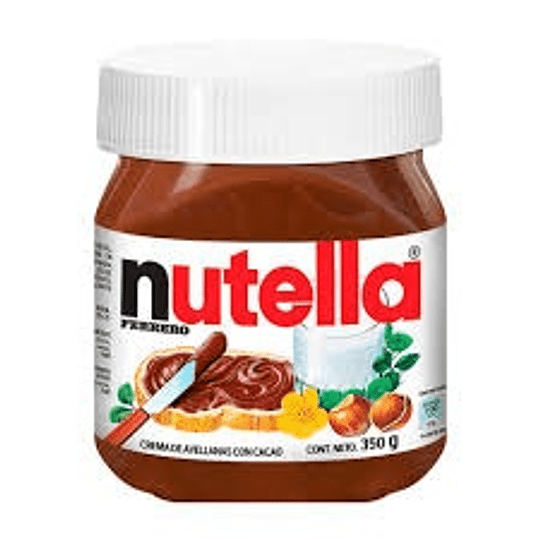 Nutella 350grs
