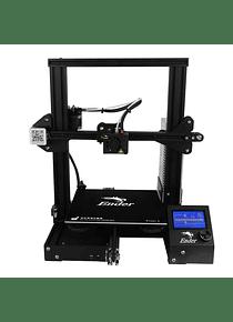 IMPRESORA 3D ENDER 3 CREALITY ALTA PRECISION - Precio Anterior $ 197.900