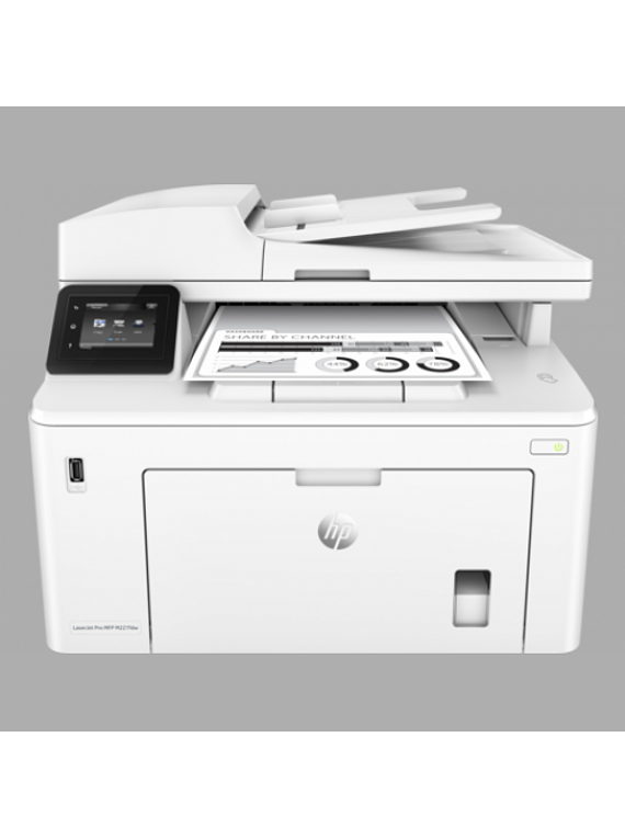 Impresora LaserJet PRO MFP M227FDW HP | MULTIFUNCIONAL LASER | WIFI | DUPLEX