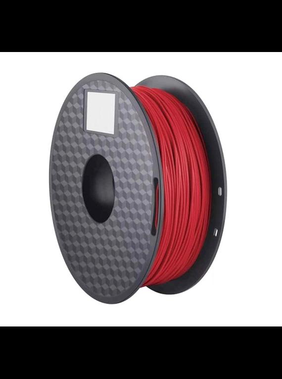Filamentos PLA CP ROJO 1KG 1,75 MM