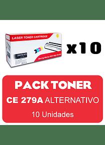 HP279A X 10 Pack Alternativo