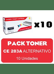 HP283A X 10 Pack Alternativo