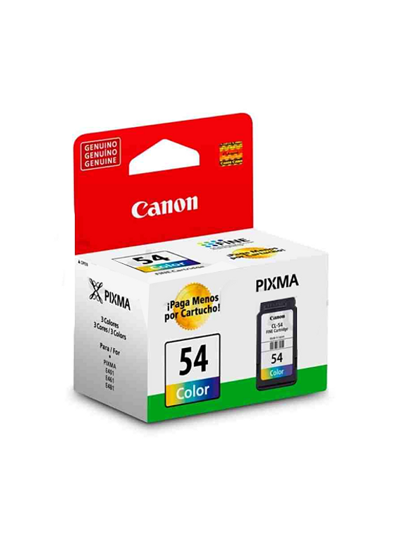 CANON 54 COLOR Tinta Original