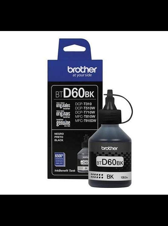 BROTHER BT-D60 BLACK Tinta Original