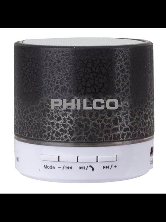 Parlante BLUETOOTH-USB LED 325 NEGRO