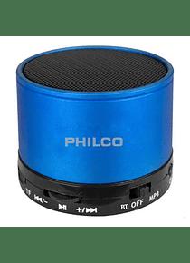 Parlante Portatil BLUETOOTH-USB P295 AZUL