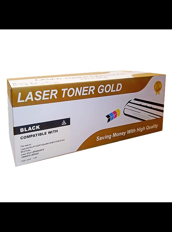 HP CC531A CYAN | Toner Alternativo Gold