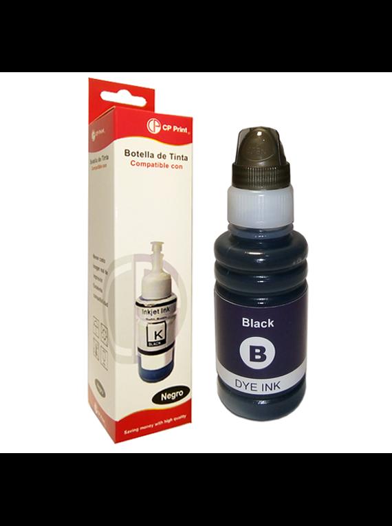 HP Serie GT  Black Tinta Botella Alternativa