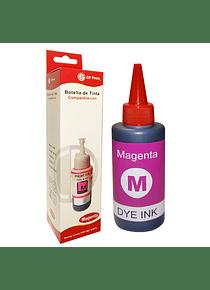 Tinta Botella Para uso en Serie BT Brother 100 ml. Magenta