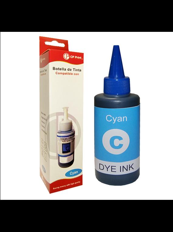 CANON Serie GI  Cyan Tinta Botella Alternativa