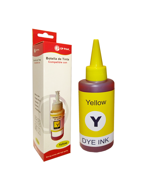 EPSON  Serie T Yellow Botella Tinta Alternativa