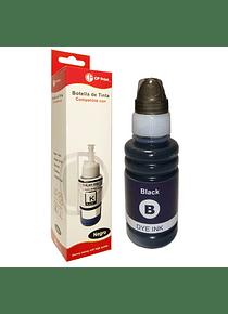 Epson T544 DYE Black 70 ml.  Botella Alternativa