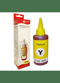 EPSON T504 DYE YELLOW Botella Alternativa