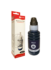 EPSON T504 DYE BLACK Botella Alternativa