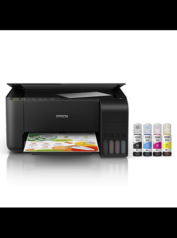 Impresora Multifuncional EPSON L3110 USB Ecotank