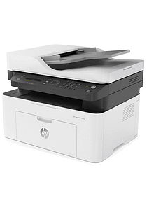 Impresora Multifunción HP Laser 137fnw conexión WiFi