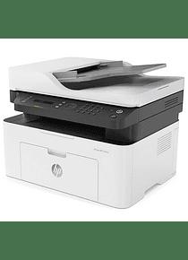 Impresora Multifunción HP Laser 137fnw conexión WiFi - Precio Anterior $ 159.990