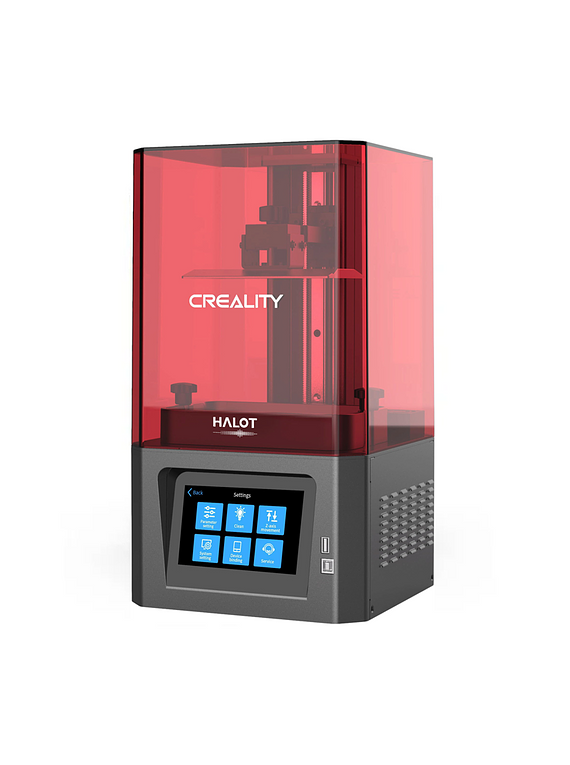 IMPRESORA 3D  HALOT  ONE  RESINA CRALITY