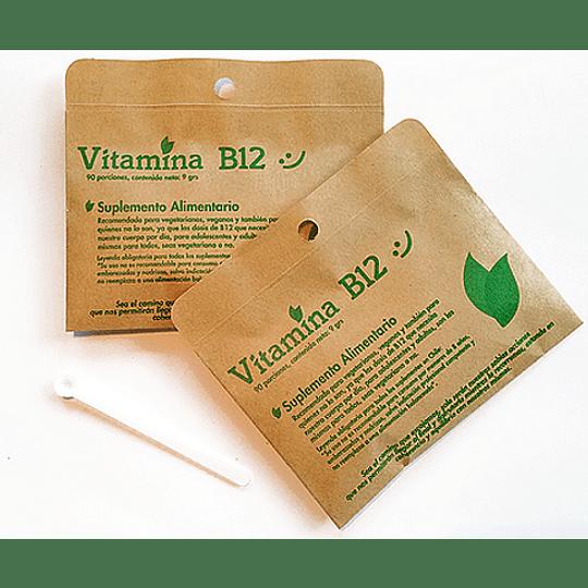 Dulzura Natural Vitamina B12 en polvo (9g) - Dulzura Natural