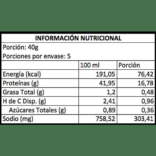 Jamón Ahumado Vegetal 200g - Vegusta