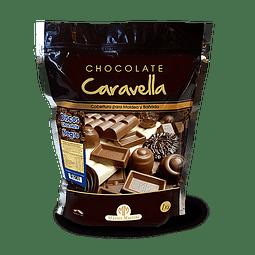 Cobertura de Chocolate Caravella 1kg