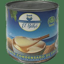 Condensada de Coco - El Buho