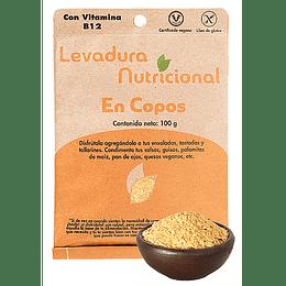 Levadura Nutricional (100g) - Dulzura Natural