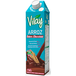 Bebida Vegetal Vilay Arroz Chocolatel 1L