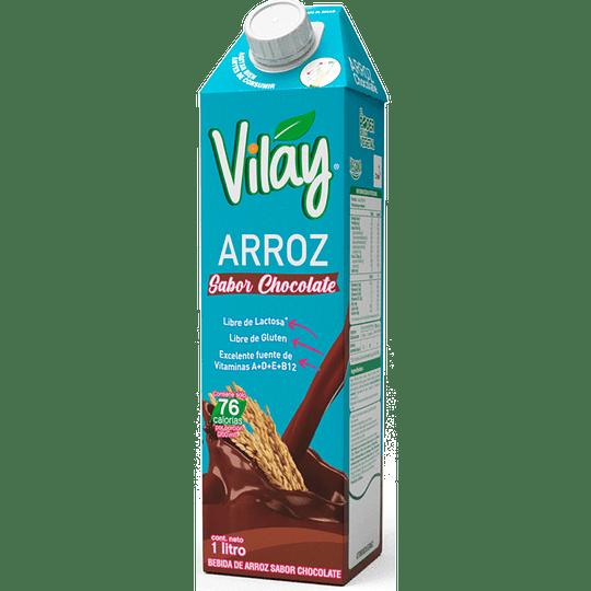 Bebida Vegetal Vilay Arroz Chocolatel 1L