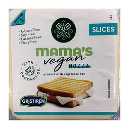 Queso Vegetal Mama's Vegan Laminado 200g