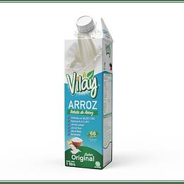 Bebida Vegetal Vilay Arroz Original 1L