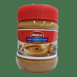 Mantequilla de Mani Deyco - 340g