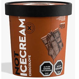 Not Ice Cream - Chocolate