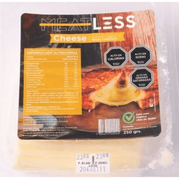 Queso Laminado Meatless 250g