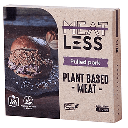 Pulled Pork Meatless - 250g