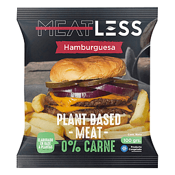 Hamburguesa Meatless
