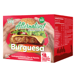 Burguesa Box (5un) - Alternative