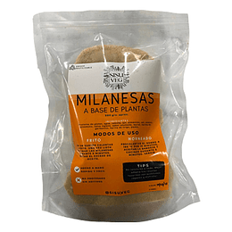 Milanesas Tradicionales - Sisu Veg