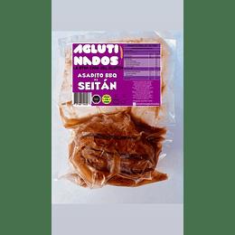 Aglutinados - Seitan BBQ