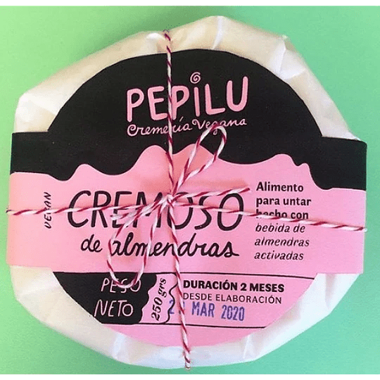 Cremoso de Almendras - Pepilú