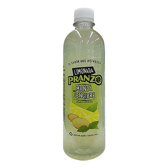 Limonada Menta Jengibre 475ml - Pranzo
