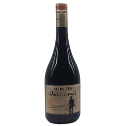 Montes Outer Limits Pinot Noir Zapallar Coast