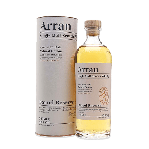 Arran Single Malt Barrel Reserve