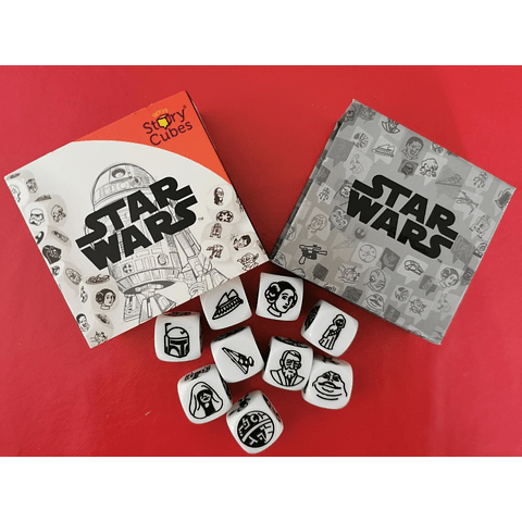 Story Cubes: Star Wars