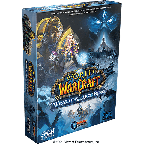 World of Warcraft: Wrath of the Lich King (PREVENTA)