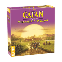 Catan: Mercaderes Y Barbaros