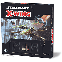 X-Wing 2nd Ed: Core set (Ingles)