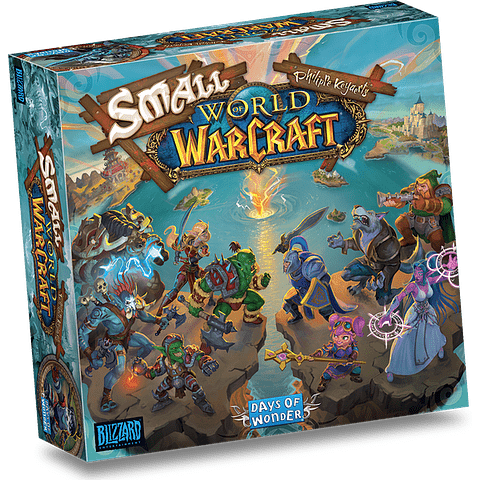 PREVENTA!! Small World: World Of Warcraft (Abono 50% o 100%)